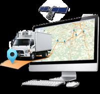 Установка систем мониторинга транспорта