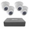 Комплект видеонаблюдения ahd iqr-дом-14